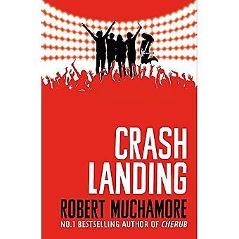 Rock War: Crash Landing: Book 4 - Rock War (Paperback)