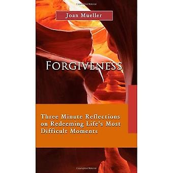 FORGIVENESS: Three Minute Reflections on Redeeming Life's Most Difficult Moments (7 X 4: A Meditation a Day for Four Weeks)