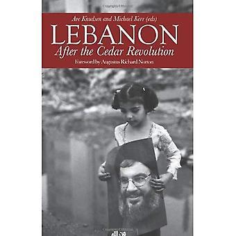 Liban: après la révolution du cèdre