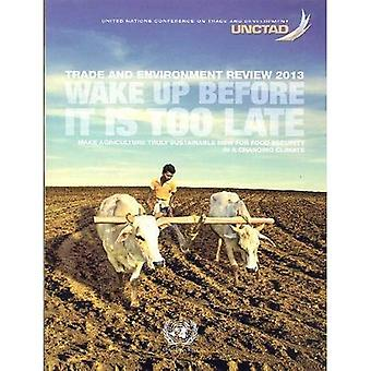 Trade and Environment Review 2013: Wake Up Before It Is Too Late - Make Agriculture Truly Sustainable Now for...