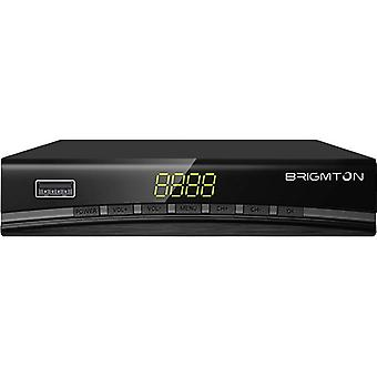 TNT BRIGMTON BTDT2-918 Full HD HDMI black USB receiver