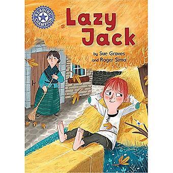Reading Champion: Lazy Jack: Independent Reading Purple 8 (Reading Champion)