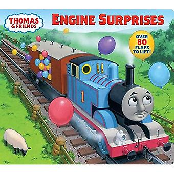 Engine Surprises (Thomas & Friends) [Board book]