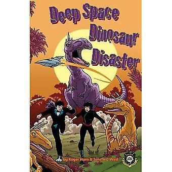 Deep Space dinosaurie katastrof (Alien Detective Agency)
