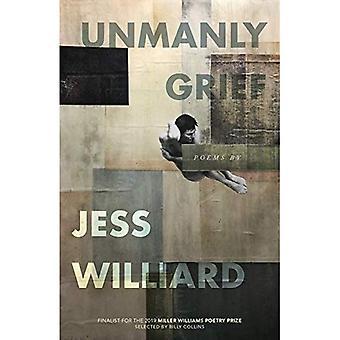 Viril de chagrin: Poèmes (prix de poésie Miller Williams)