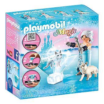 Playmobil 9353 vintern Blossom Princess