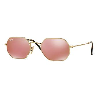Ray - Ban RB3556N gold mirrored copper
