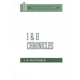 Första och andra krönikor Dsb OT av McConville & J. Gordon