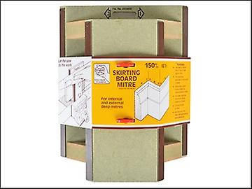 Emir 28 Skirting Board Mitre 150mm 6in