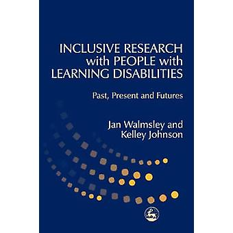 Inclusive Research with People with Learning Disabilities - Past - Pre
