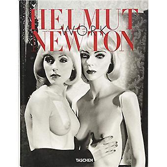 Helmut Newton. Work by Helmut Newton. Work - 9783836574228 Book