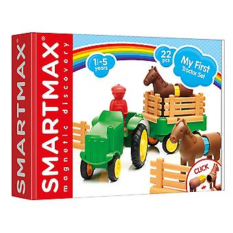 SmartMax My First Tractor Magnetic Set 22 PCs