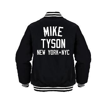 Mike Tyson Boxing Legend Kids Jacket