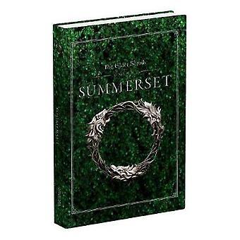 The Elder Scrolls Online - Summerset - Official Collector's Edition Gui