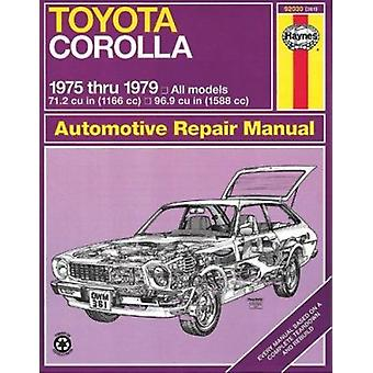 Toyota Corolla Owner's Workshop Manual (Revised edition) by J. H. Hay