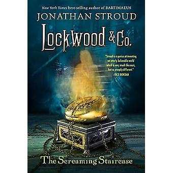 Lockwood & Co. the Screaming Staircase by Jonathan Stroud - 978142318