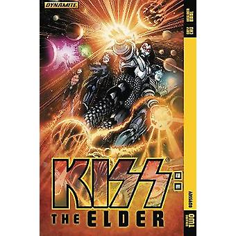 KISS - The Elder Vol. 2 - - Odyssey by Amy Chu - 9781524105099 Book