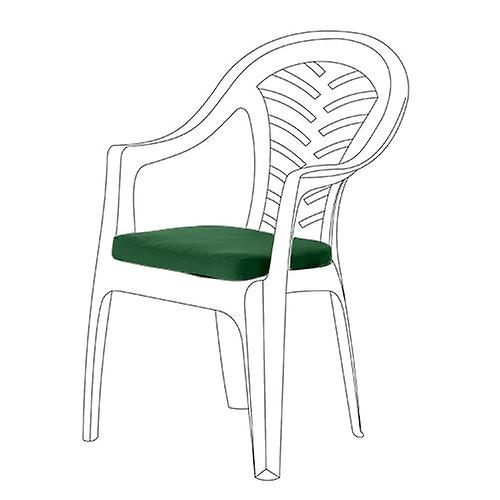 vert Seat Cushions for Resol Palma Chair, Pack of 8