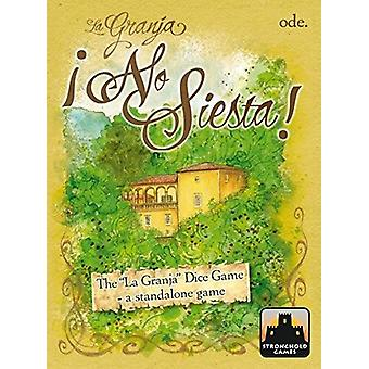 La Granja No Siesta Board Game