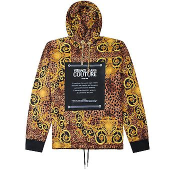 Versace Jeans Couture Pattern Logo Hoodie