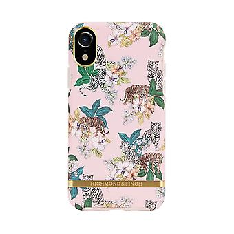 Richmond & Finch Shells for IPhone XR-Pink Tiger
