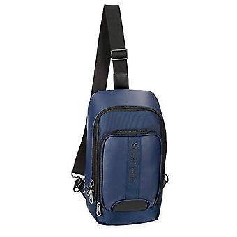 Pepe Jeans Bromley Blue Shoulder Bag