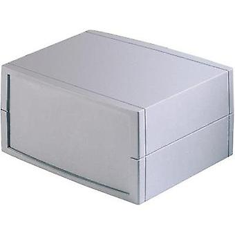 Bopla 26160000 Polystyrene Universal Enclosure Front Plate IP40 Grey (RAL 7035) 160 x 133 x 75 mm