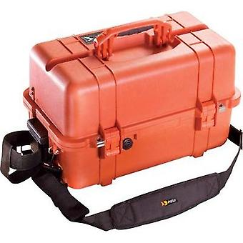 PELI First aid box 1460 EMS 33 l (W x H x D) 530 x 323 x 324 mm Orange 1460-005-110E