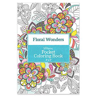 Pocket Coloring Book 4