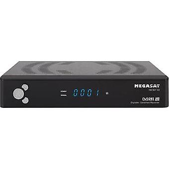DVB-S2 Receiver MegaSat HD 601 V2 Single cable distribution