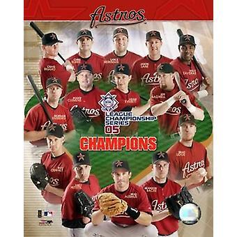 Astros de 2005 - NL Championship Composite Photo Print