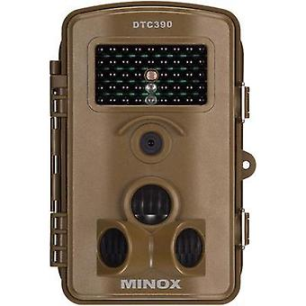 Wildlife camera Minox DTC 390 5 MPix Black LEDs, Audio recording