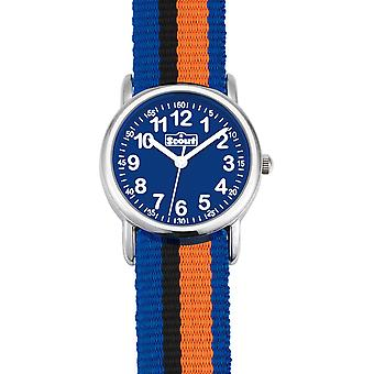 Scout enfant apprentissage montre démarrage garçons cool multi blue Watch 280304005