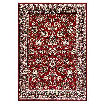 Red Traditional Rug Kensington