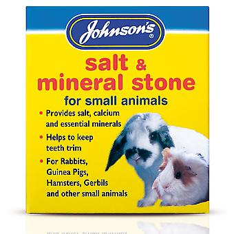 Jvp Small Animal Salt & Mineral Stone 120g (Pack of 6)