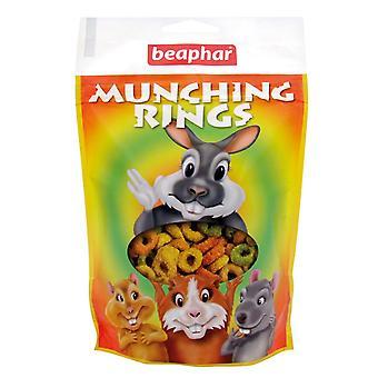 Beaphar pequeño Animal comiendo anillos 75g (paquete de 12)