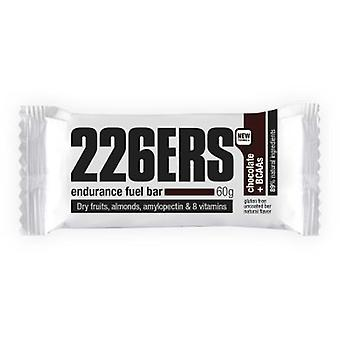 226ERS Endurance Fuel Bar Chocolate 60 gr 1 Unidad (Sport , Sticks)