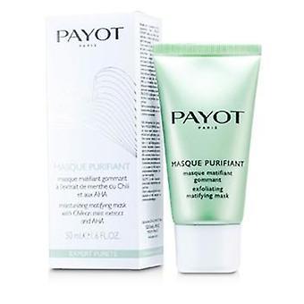 Payot Expert Purete Masque Purifiant - Moisturizing Matifying Mask - 50ml/1.6oz