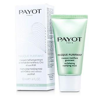 Payot Expert Purete Masque Purifiant - Moisturizing Matifying Mask - 50ml/1.6oz