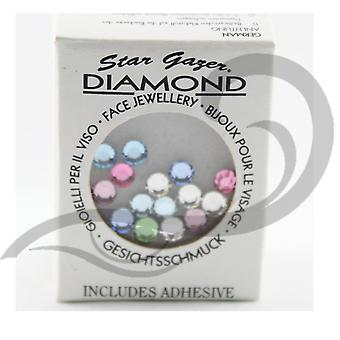 Stargazer Face And Body Diamonds Glitter Party Gems Pastel