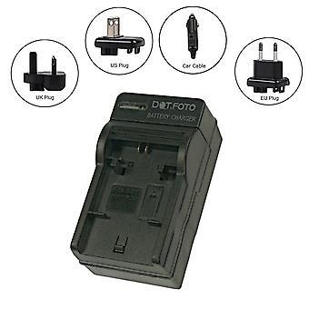 Carregador de bateria de viagem de Nikon EN-EL21 Dot.Foto - tipo de MH-28 para Nikon 1 Series V2