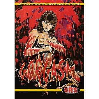 Gorgasm [DVD] USA importerer