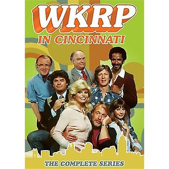 WKRP in Cincinnati: The Complete Series [DVD] USA Import