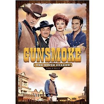 Gunsmoke - Gunsmoke: The Ninth Season, Vol. 2 [DVD] USA import