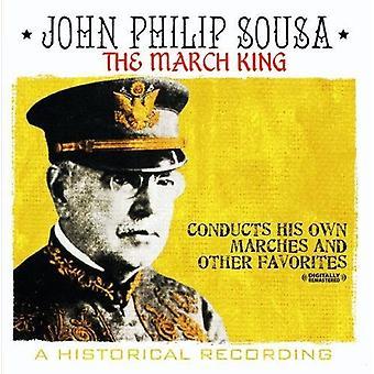 John Sousa Philip - Sousa: importare il marzo re [Remastered] [CD] Stati Uniti d'America