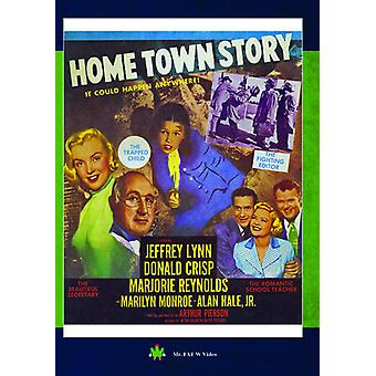 Home Town Story [DVD] USA import