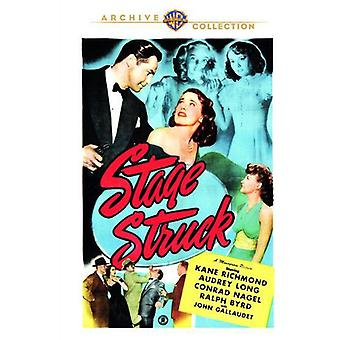 Stage Struck [DVD] USA import