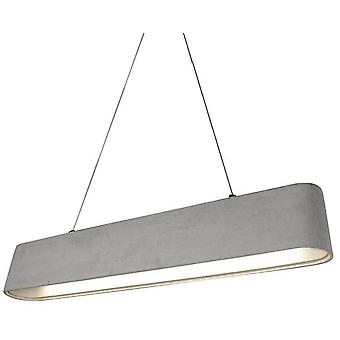 Superstudio Largeid lampe - sement - sement (hjem, belysning, Hanging lamper)