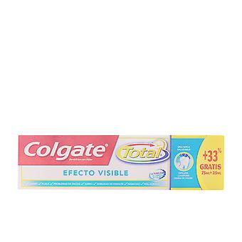 Colgate TOTAL EFECTO VISIBLE pasta dent??frica  + 33%