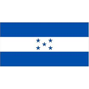 Honduras Flag 5ft x 3ft With Eyelets For Hanging